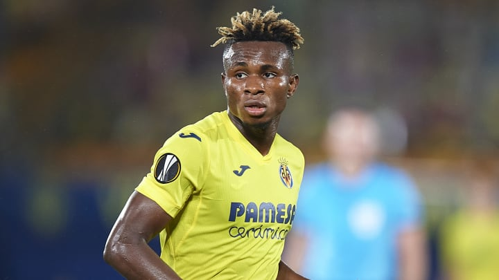 Samuel Chukwueze is wanted by six Premier League clubs