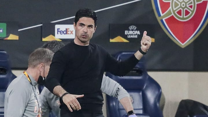 Mikel Arteta has the opportunity to put things right on Thursday following a disappointing result at Villarreal last week