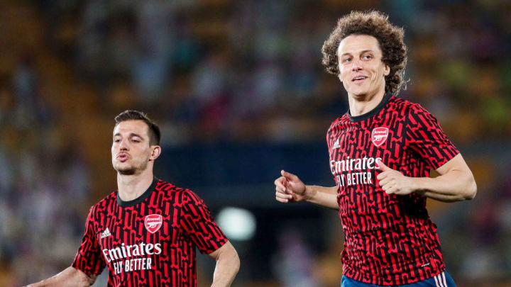 L'ancien Parisien, David Luiz, pourrait rejoindre Sampaoli à Marseille.