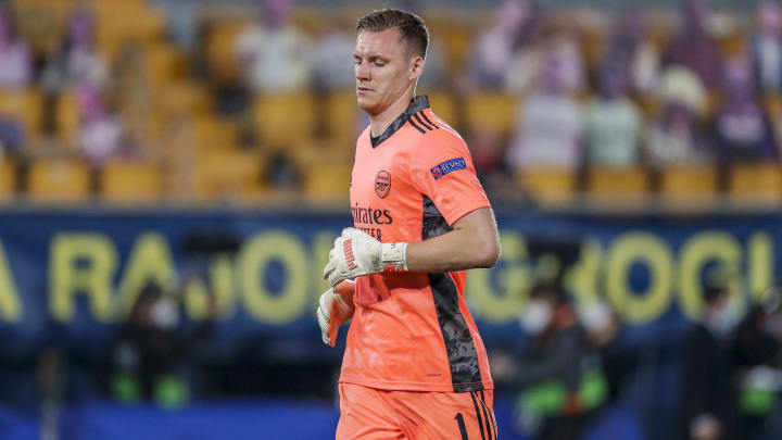 Bernd Leno insists he hopes to stay at Arsenal & return to the Champions League