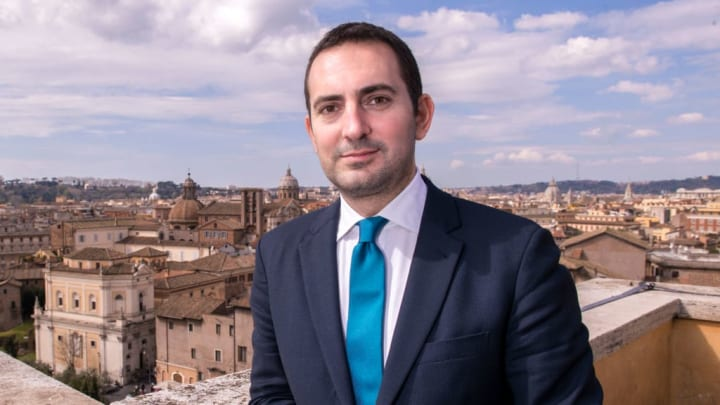 Vincenzo Spadafora Portrait Session