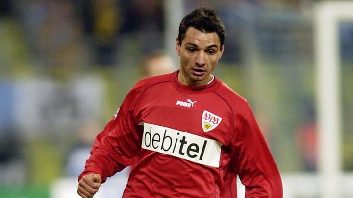 Viroel Ganea of VFB Stuttgart