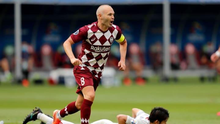 Vissel Kobe v Shanghai SIPG - AFC Champions League Round of 16