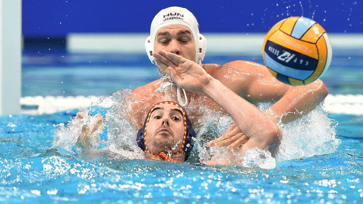 2021 Tokyo Olympic Games men's water polo gold medal winner odds.