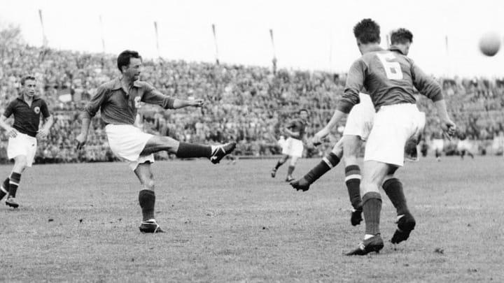 WORLD CUP-1954-FRANCE-YUGOSLAVIA