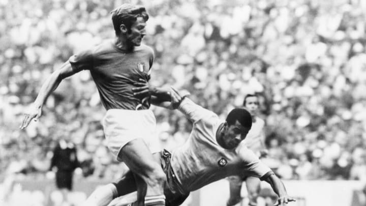 WORLD CUP-1970-BRAZIL-ITALY