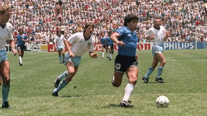 WORLD CUP-1986-ARG-ENG