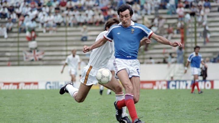 WORLD CUP-1986-FRA-BELG