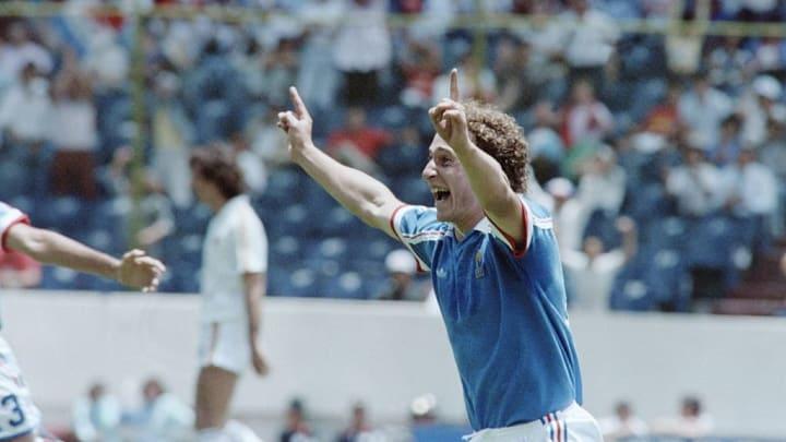 WORLD CUP-1986-FRA-BELGIUM