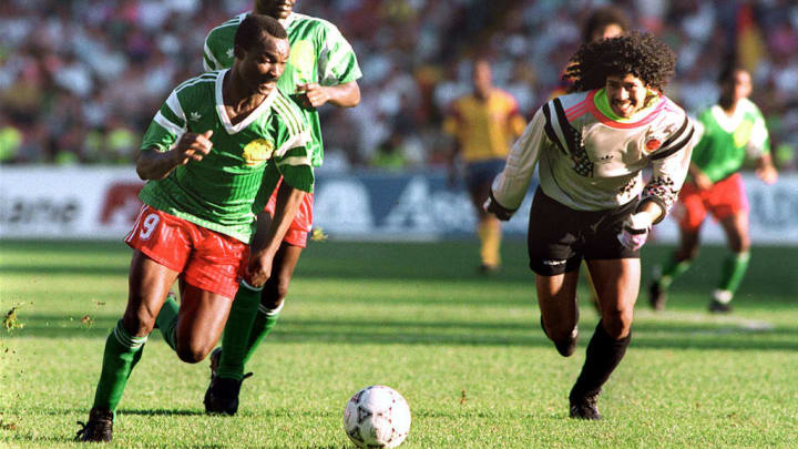 WORLD CUP-1990-COL-CAM