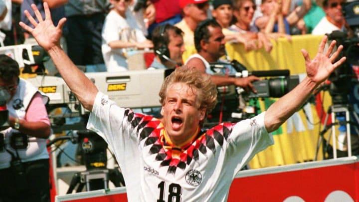 WORLD CUP-GERMAN GOAL