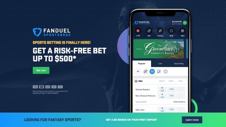 Fanduel mobile sports betting ascot gold cup 2021 betting sites