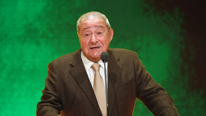 Can Bob Arum actually get a MMA/Boxing crossover event to happen?