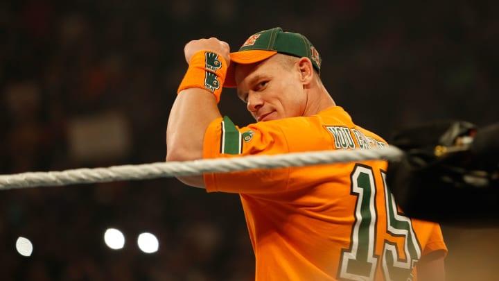 John Cena es uno de las estrellas más emblemáticas de las últimas décadas en la WWE