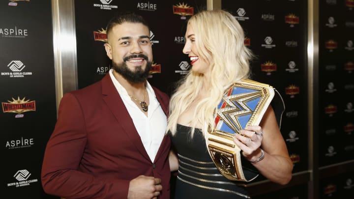 Andrade, Charlotte Flair