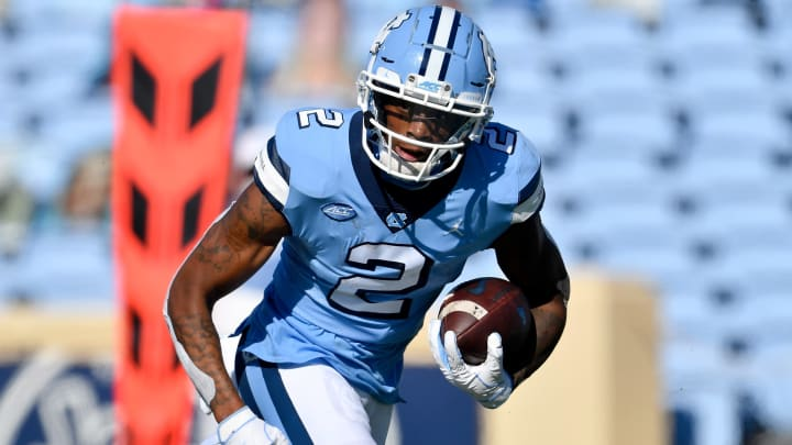 Dyami Brown is one of the top late-round rookie fantasy football sleepers for dynasty leagues this year.