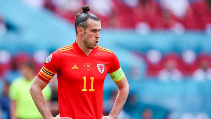 Gareth Bale Gales Eurocopa Real Madrid Tottenham