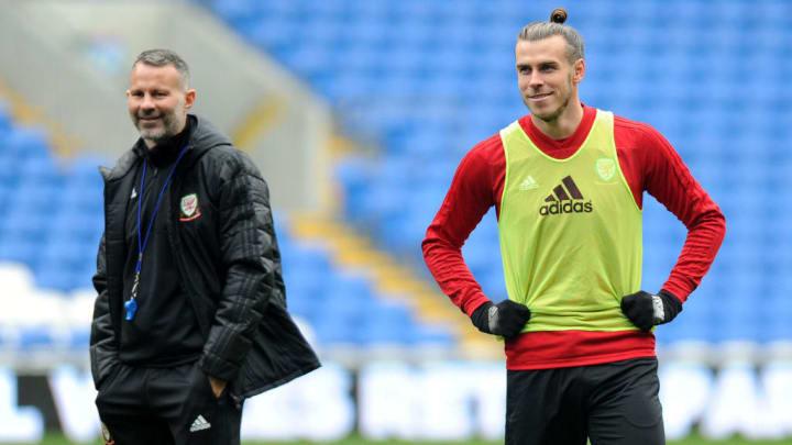 Ryan Giggs, Gareth Bale