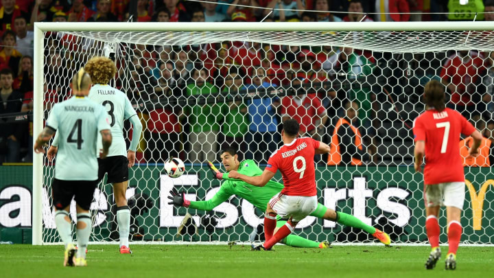 Hal Robson-Kanu scored perhaps Wales' most famous goal at Euro 2016