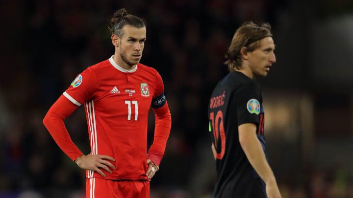 Gareth Bale, Luka Modric