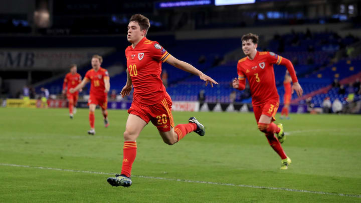 Daniel James has been wanted by Leeds for some time