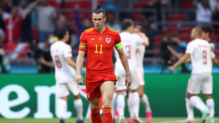 O País de Gales não foi páreo para o ímpeto da Dinamarca nas oitavas de final da Eurocopa