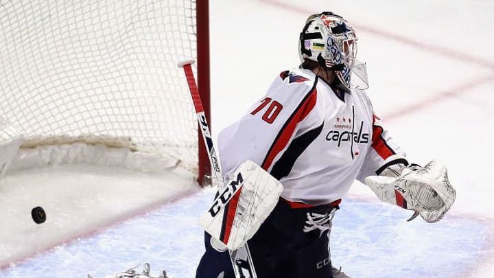 Braden Holtby will need to improve this postseason.