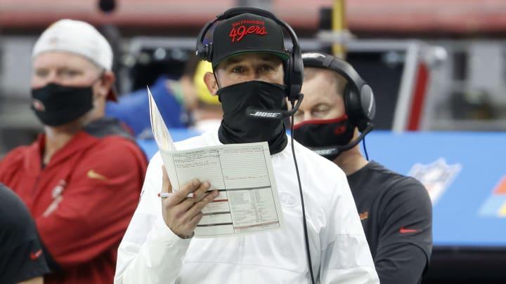 Kyle Shanahan and the 49ers Could Target Surprising QB at No. 3.