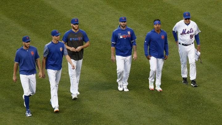 El cuerpo de lanzadores de los Mets sumó a Carrasco para 2021