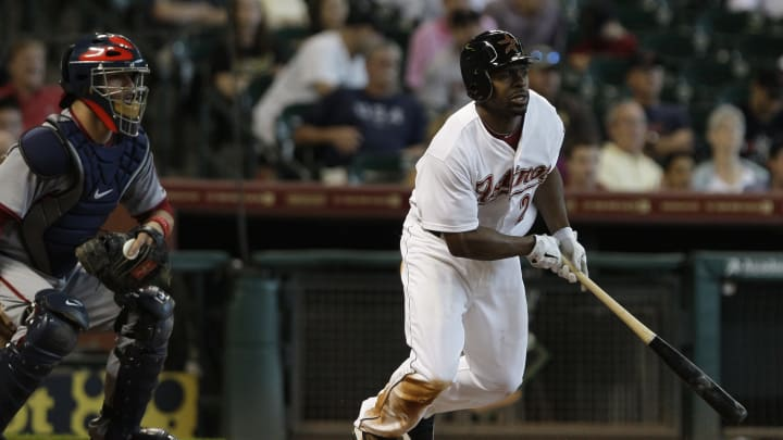 Former Houston Astros OF Michael Bourn had a solid stretch in town.