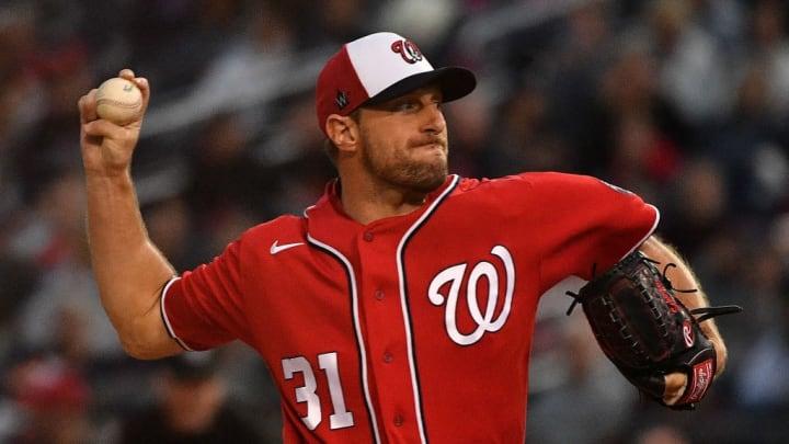 Washington Nationals ace Max Scherzer