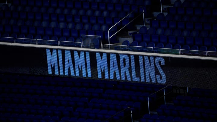 Washington Nationals v Miami Marlins - Game One