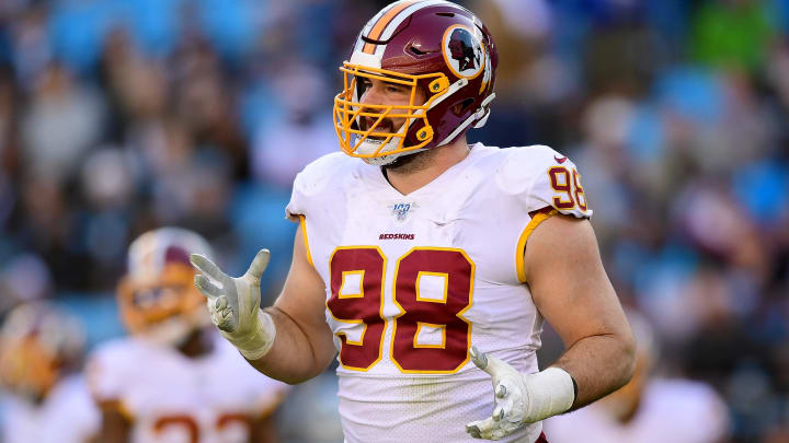 3 Contract Extensions the Redskins Need to Prioritize