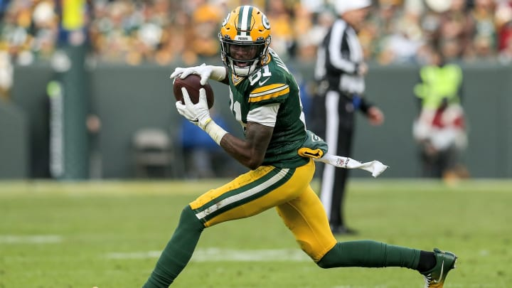 Lions Wide Receiver Group Should Scare Rest of NFL Following Geronimo Allison Signing