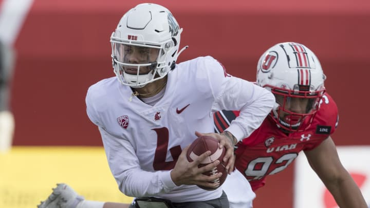 Portland State vs Washington State prediction, odds, spread, date & start time for college football Week 2 game.