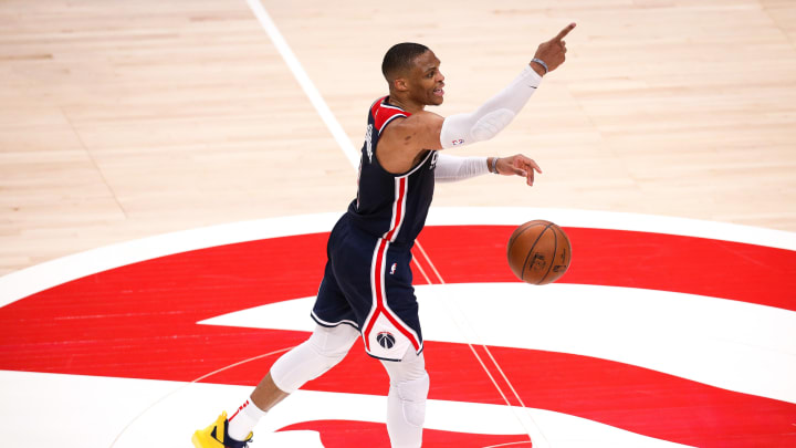 Washington Wizards v Atlanta Hawks