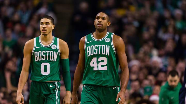 Al Horford estará de regreso en los Celtics