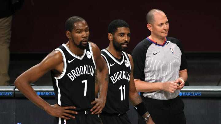 Stephen A. Smith: Kevin Durant Nixed Kyrie Irving-Ben Simmons Trade