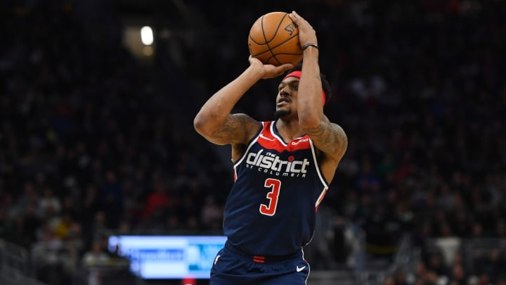 Bradley Beal is one of the better scorers in the Eastern Conference.