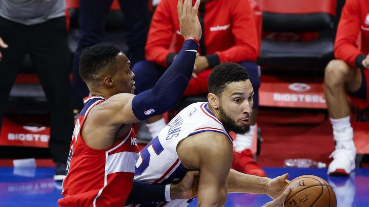 NBA playoffs 2020-21 en vivo: Wizards vs. 76ers
