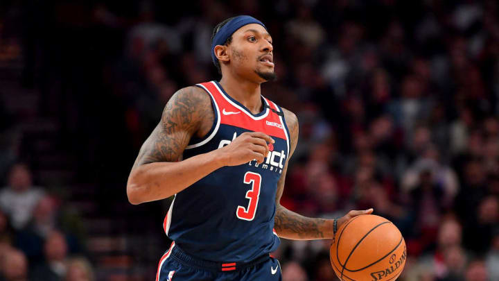 Washington Wizards shooting guard Bradley Beal