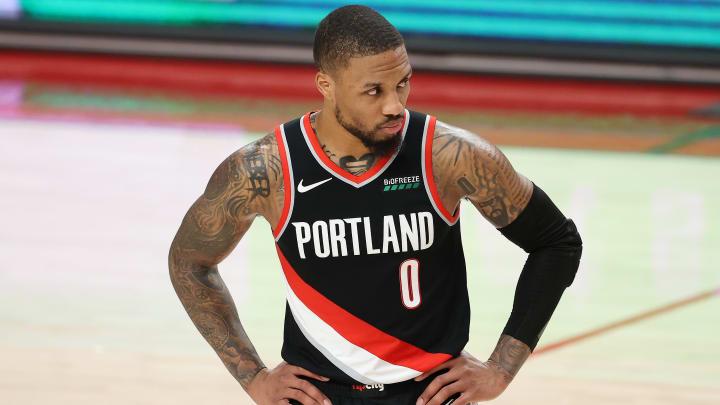 FanDuel NBA daily fantasy basketball picks for the Monday, 2/22 DFS slate, including Damian Lillard.