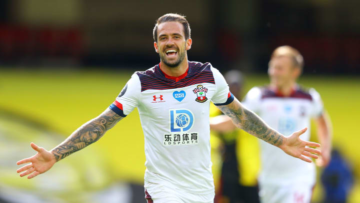 Danny Ings opened the scoring as Southampton took another huge step to Premier League survival