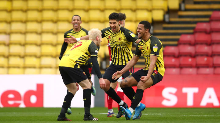 Watford stole the show