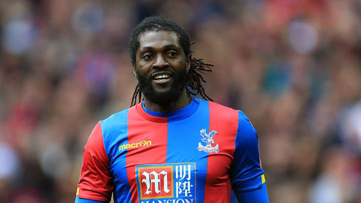 Adebayor was a shell of the player who'd finished as Tottenham's top scorer just a couple of seasons prior