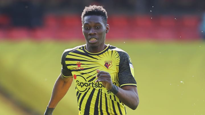 Ismaila Sarr is wanted by Liverpool