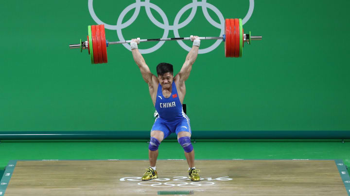 China's Lyu Xiaojun  is favored in the men's weightlifting 81kg odds at the 2021 Tokyo Olympics on FanDuel.