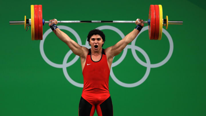 Qatar's Fares El-Bakh is favored in the men's weightlifting 96kg odds at the 2021 Tokyo Olympics on FanDuel.