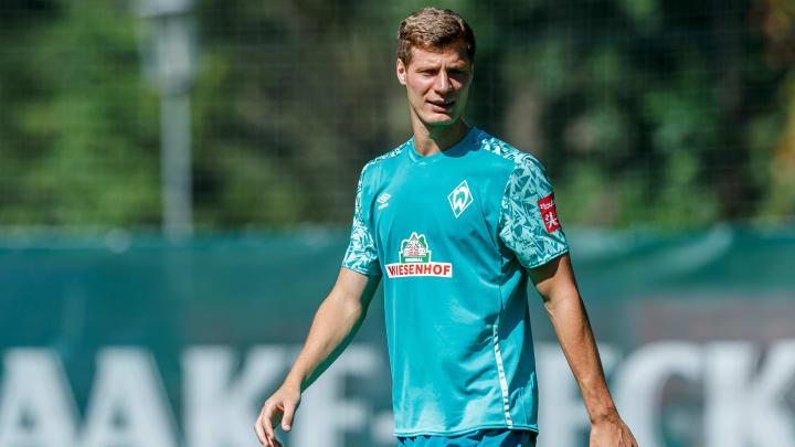 Werder-Neuzugang Patrick Erras wusste im Trainingslager durchaus zu überzeugen
