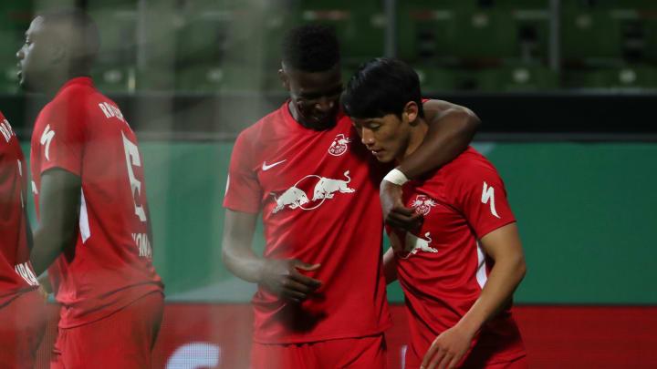 RB Leipzig zieht ins Pokalfinale ein